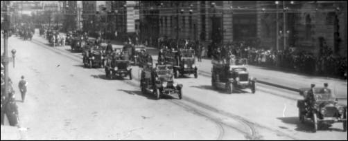 1914 Parade