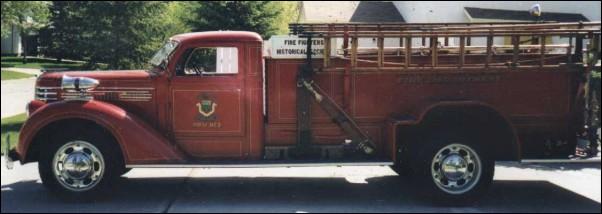 1937 Diamond T