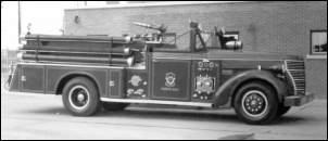 Pumper side view - 1963