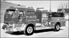 Pumper side view - 1968