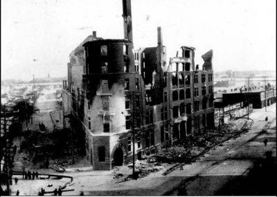 Manitoba hotel fire - 1899