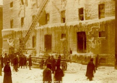 Scott Bathgate Fire - 1917