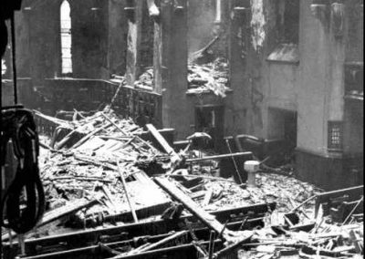 St Stephen's fire - 1968